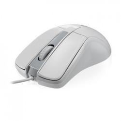 Mysz przewodowa Rapoo N1162 optyczna biała