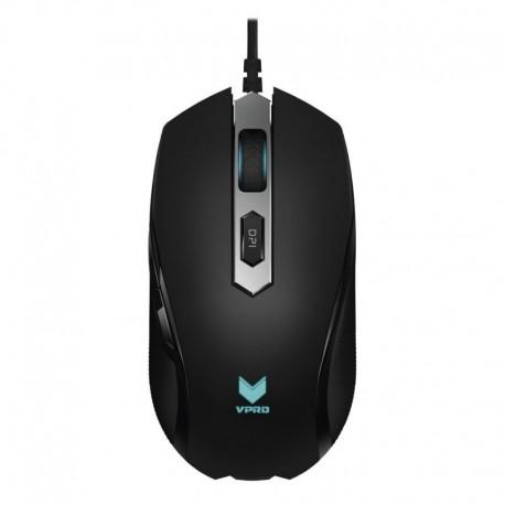 Mysz przewodowa Rapoo V210 optyczna Gaming czarna