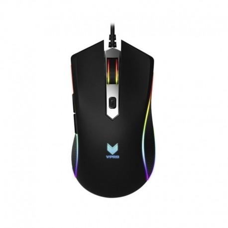 Mysz przewodowa Rapoo V280 optyczna Gaming czarna