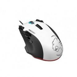 Mysz przewodowa Roccat Tyon laserowa biało-czarna