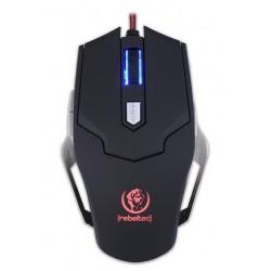 Mysz przewodowa Rebeltec FALCON optyczna Gaming  USB czarna