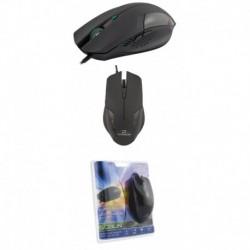 Mysz przewodowa Titanum 6D GOBLIN TM106 optyczna czarna