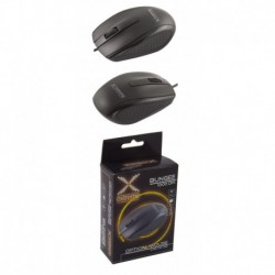 Mysz przewodowa Extreme 3D BUNGEE XM110K optyczna czarna