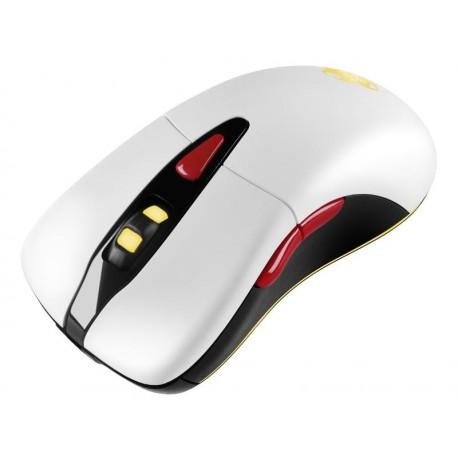 Mysz bezprzewodowa TRACER GAMEZONE Toriado AVAGO 3050 Gaming 4000DPI biała