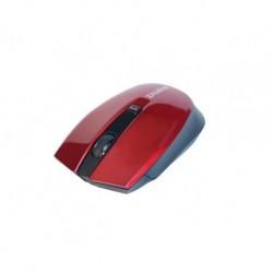 Mysz bezprzewodowa ZALMAN ZM-M520W optyczna 1600DPI czerwona