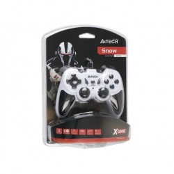 Gamepad A4T  X7-T4 Snow USB/PS2/PS3