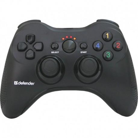 Gamepad bezprzewodowy DEFENDER SCORPION L3, PC/PS2/PS3