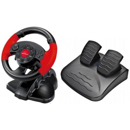 Kierownica Esperanza EG103 HIGH OCTANE do PC/PS2/PS3