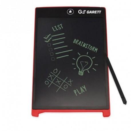Tablet do pisania Garett Tab1 czerwony