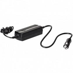 Zasilacz samochodowy do notebooka Akyga AK-ND-32 19V/4.74A 90W 7.4x5.0 mm + pin