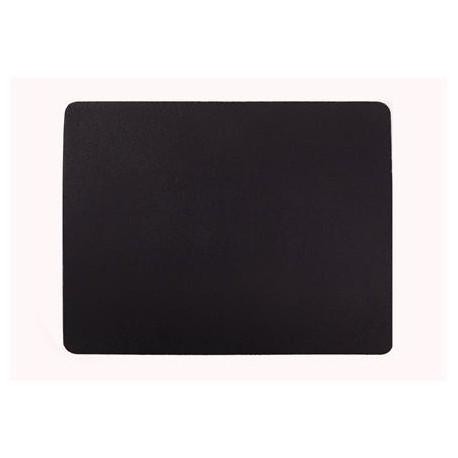 Podkładka pod mysz ACME, black, gładka, materiał