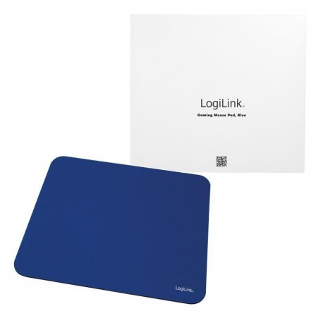 Podkładka pod mysz LogiLink ID0118 dla graczy, niebieska