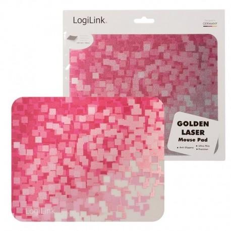 "Podkładka pod mysz LogiLink ID0144 ultra cienka, motyw ""Red Pattern"""