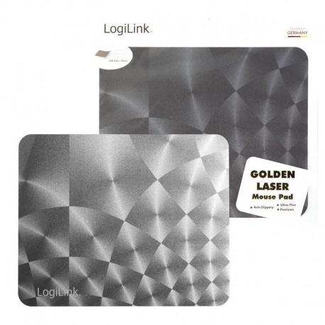 "Podkładka pod mysz LogiLink ID0145 ultra cienka, motyw ""Aluminium"""