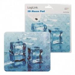 """Podkładka pod mysz LogiLink ID0152 3D """"Ice Cube"""""""