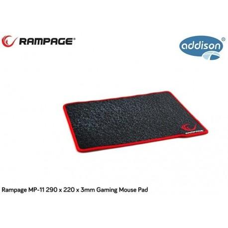 Podkładka pod mysz dla graczy Rampage MP-11 (290x220x3)