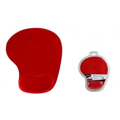 Podkładka żelowa pod mysz VAKOSS PD-424RD czerwona