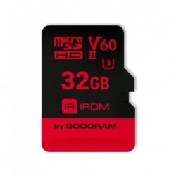 Karta pamięci microSD GOODRAM 32GB MICRO CARD V90 (UHS II U3)   + adapter 280/240 MB/s IRDM PRO