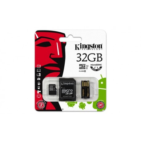 Karta pamięci KINGSTON microSDHC 32GB Class 10