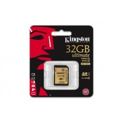 Karta pamięci SDHC UHS-I Ultimate KINGSTON 32GB