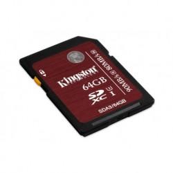 Karta pamięci SDXC UHS-I U3 KINGSTON 64GB