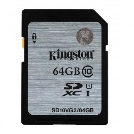 Karta pamięci Kingston SDXC 64GB UHS-I 45/10MB/s Gen 2