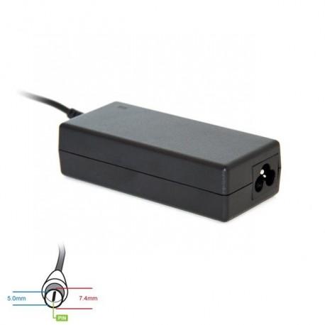 Zasilacz do notebooka MOBI.PWR 18.5V/3.5A 65W wtyk 7.4x5.0mm