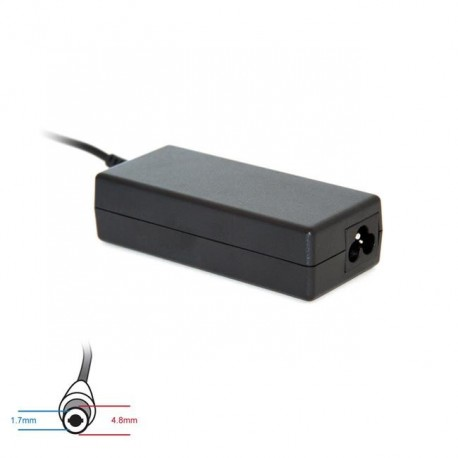 Zasilacz do notebooka MOBI.PWR 18.5V/3.5A 65W wtyk 4.8x1.7mm