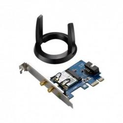 Karta sieciowa ASUS PCE-AC55BT Wi-Fi PCI-E AC1200 Dualband Bluetoot 4.0 WiDi