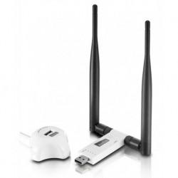 Karta sieciowa bezprzewodowa NETIS WF2116 USB 2xODCZEP. ANTENA 5dBI