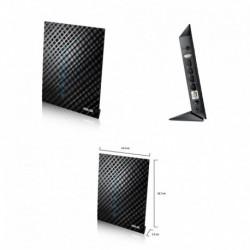 Router ASUS RT-AC52U Wi-Fi AC750 4xLAN 1xWAN 1xUSB