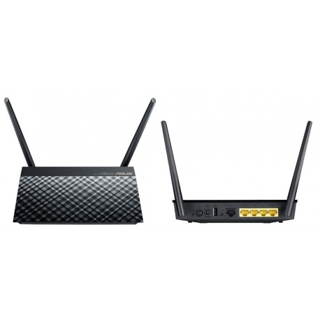 Router ASUS RT-AC52U B1 Wi-Fi AC750 Dualband 4xLAN 1xWAN USB MIMO