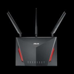 Router ASUS RT-AC86U B1 Wi-Fi AC2900 Dualband 4xLAN 1xWAN 2xUSB