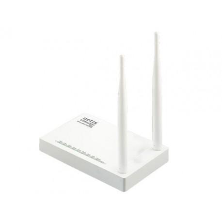 ROUTER ADSL2+ WIFI G/N300 + LANX4 2X 5 DBI NETIS DL4323D