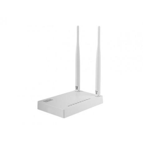 Router DSL WIFI G/N300 + LANX4 antena 5 DBI NETIS WF2419E
