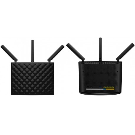 Router Tenda AC15 Smart Dual-Band AC1900 Gigabit WiFi 1xWAN/LAN 3xLAN