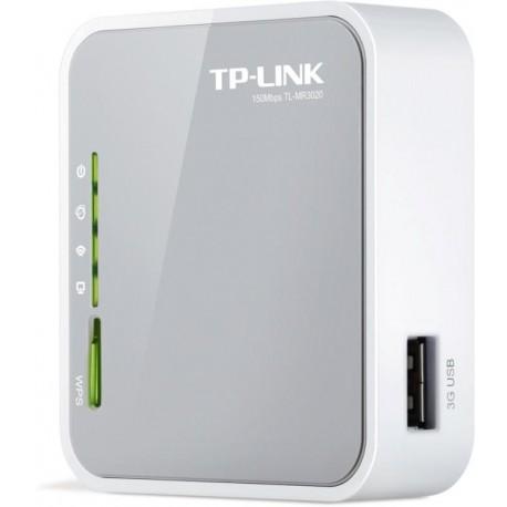 Router TP-Link TL-MR3020, 3G/3.75G , przenośny