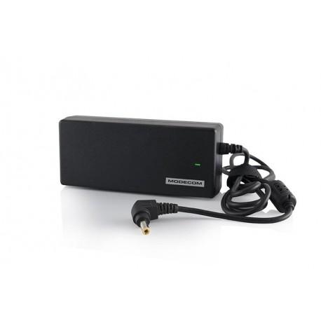 Zasilacz dedykowany Modecom ROYAL MC-1D90AS 90W do ASUS/ACER/HP/GATEWAY/TOSHIBA [5,5 X 2,5MM - 19V]