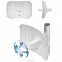 Punkt dostępowy UBIQUITI airMAX LiteBeam M5 23 dBi 5GHz PoE CPE 802.11n