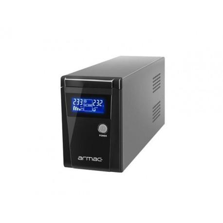 Zasilacz awaryjny UPS Armac Office 650F LCD line-interactive 2xSchuko