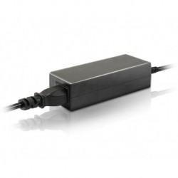 Zasilacz do notebooka Natec Growler 65W 20V 5.5*2.5 Yellow Square pin z kablem zasilającym koniczynka do Lenovo