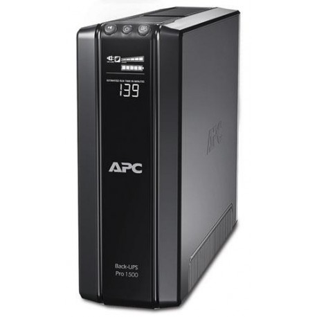 Zasilacz awaryjny UPS APC BR1500GI Power-Saving Back-UPS Pro 1500VA, 230V, USB