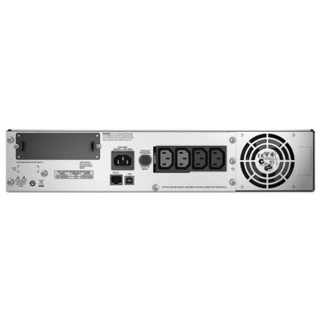 Zasilacz awaryjny UPS APC Smart-UPS 1000VA LCD RM 2U 230V