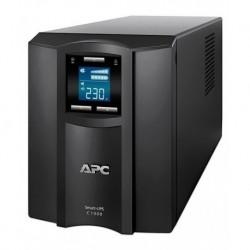 Zasilacz awaryjny UPS APC Smart-UPS C 1000VA LCD 230V