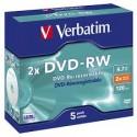 Płyty DVD-/+RW