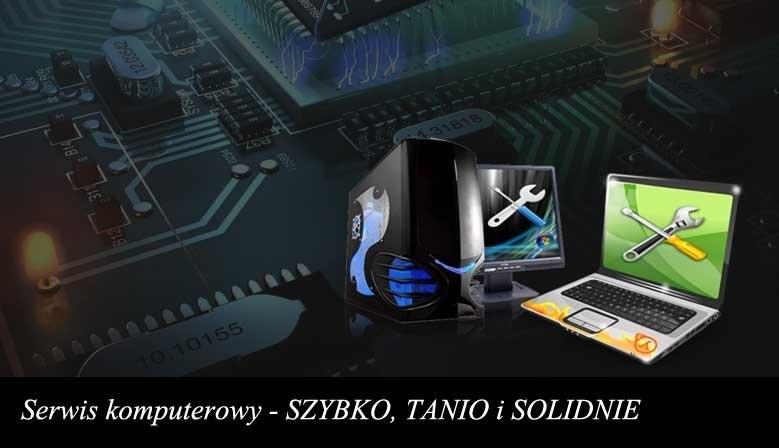 Serwis komputerowy Soft-PC