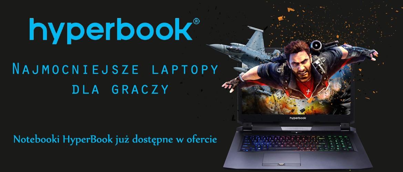 HyperBook już dostępne w ofercie